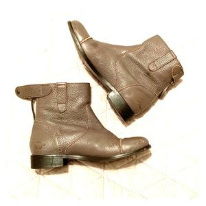 Beautiful J Crew boots genuine real leather